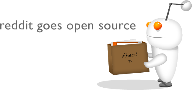 Reddit goes open source