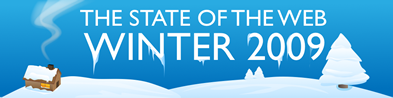 The State of the Web - Winter 2009
