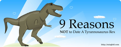 Dinosaur dating