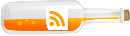 Bottle RSS Icon