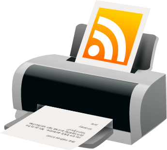 Printer RSS Icon