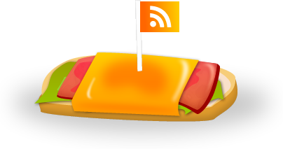 Sandwich RSS Icon