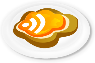 Toast RSS Icon